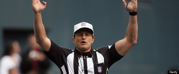 Nfl Referee Deal Refs