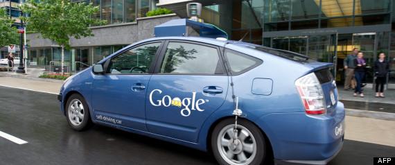 google car apr s le nevada la californie autorise la voiture sans conducteur. Black Bedroom Furniture Sets. Home Design Ideas