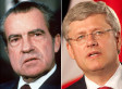 Harper Wins Richard Nixon Prize, Not A Good Thing