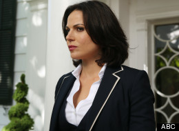 Lana Parrilla Once Upon A Time Season 2