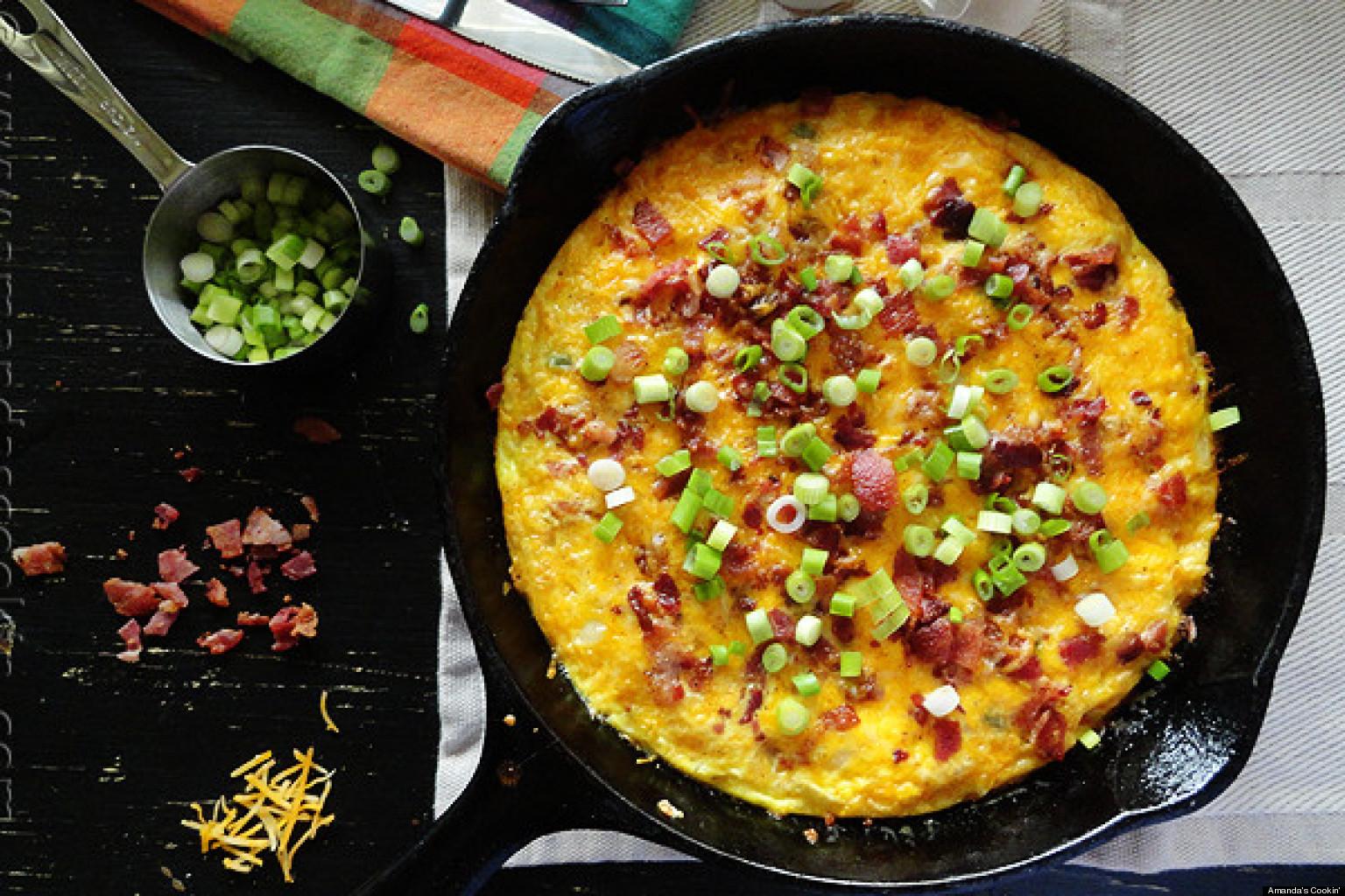 Breakfast-For-Dinner Recipes (PHOTOS)