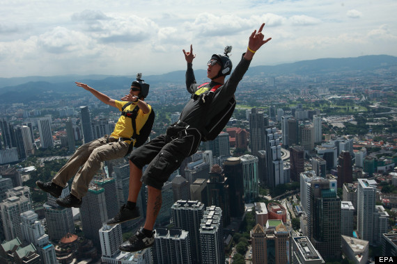 base jumper