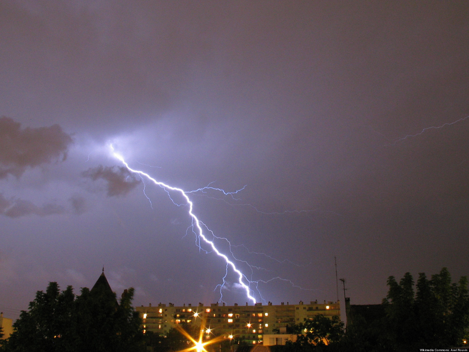 What Causes Lightning Scientists Still Looking For Answers Huffpost