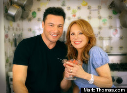 Marlo Thomas With Rocco DiSpirito (WATCH)