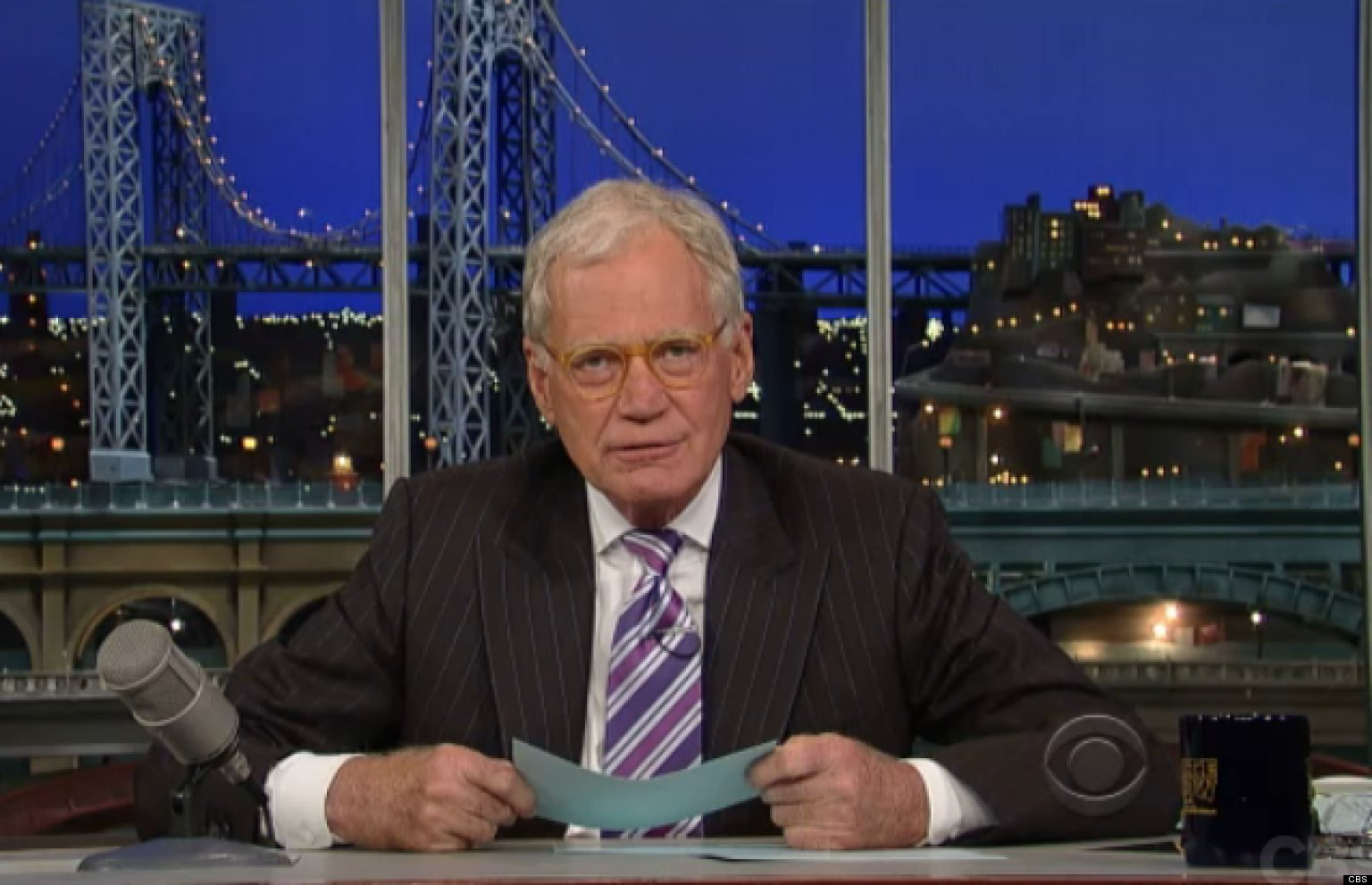 NFL Refs Get Letterman s  Top David Letterman Top 10