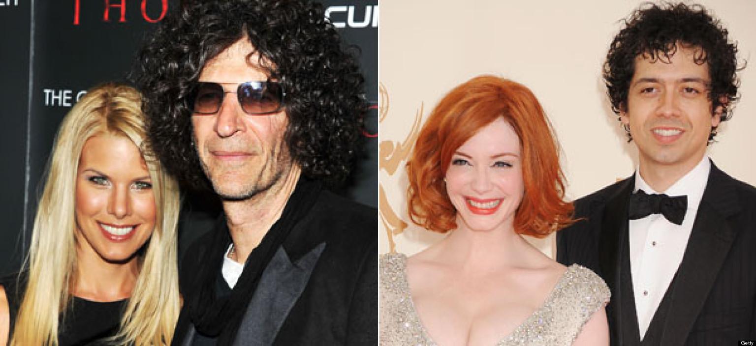 Celebritology 2.0 - Friday List: Celebrity Odd Couples