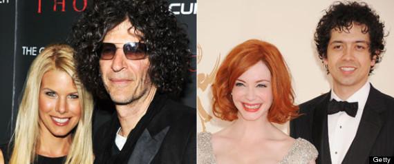 Celebrity Odd Couples