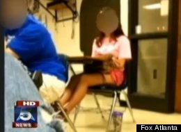 Georgia Teacher Fired After Allegedly Posting 'CreepShots' Photo Of ...