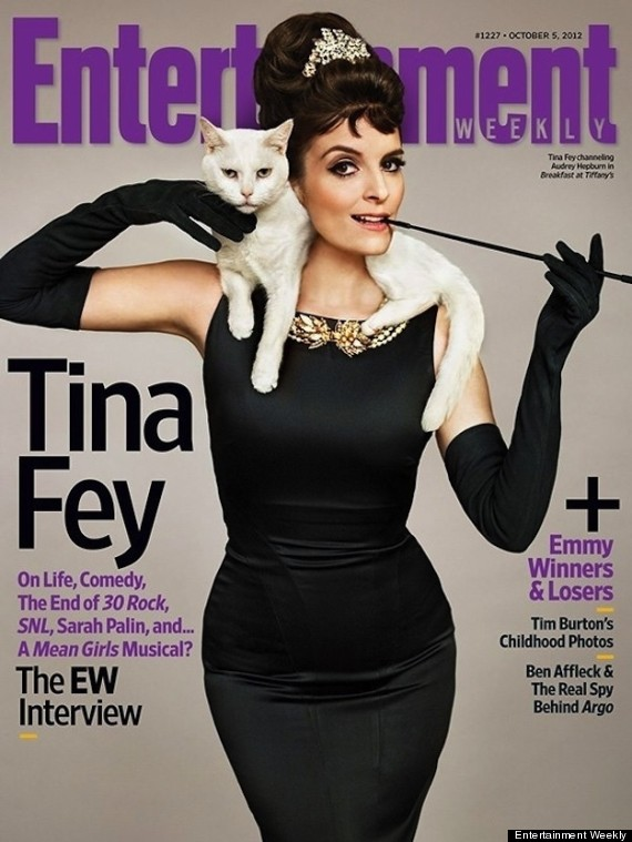 tina fey entertainment weekly cover