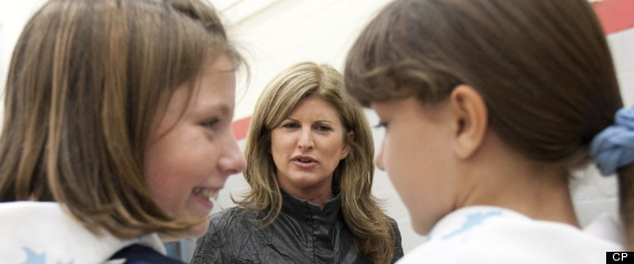 RONA AMBROSE STATUS OF WOMEN