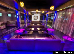 Room Service Lounge Miami S