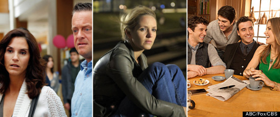 CANCELED TV SHOWS FALL 2012