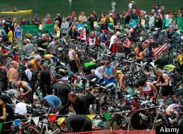 MAP: Hard Street Closures For Sunday's Triathlon