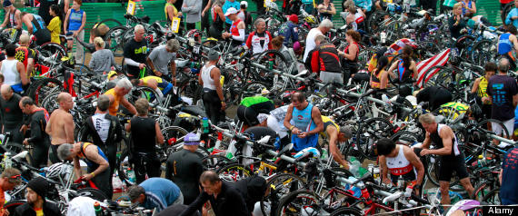 Herbalife Triathlon La Closures