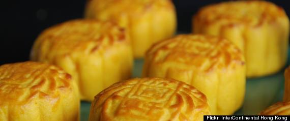 CHINESE MOON CAKES