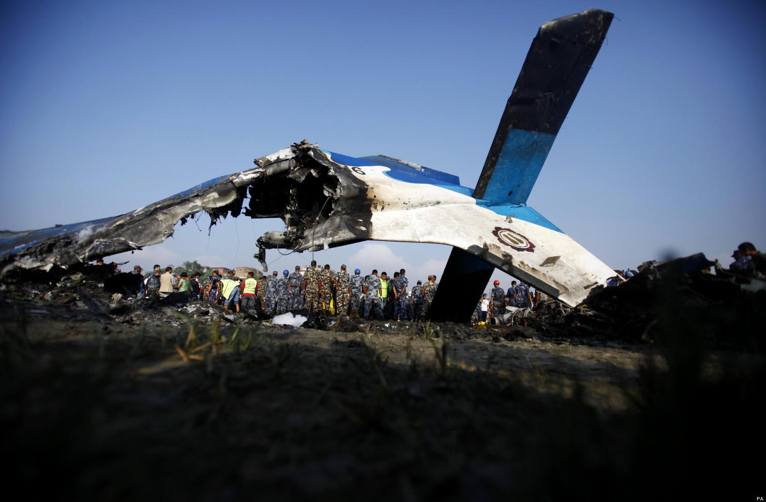 kathmandu plane crash - photo #32