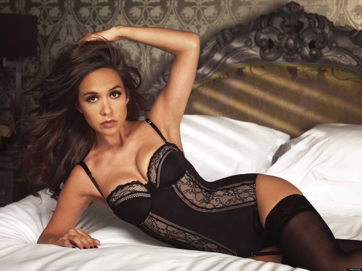 Myleene Klass Lingerie Line Star Models Own Collection