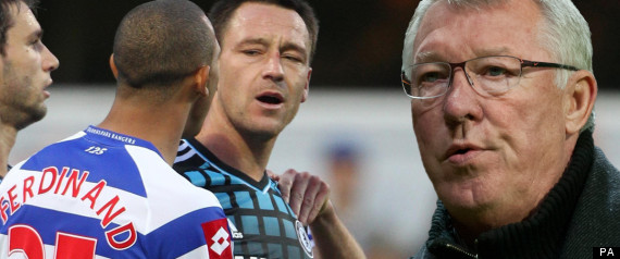 Alex Ferguson John Terry