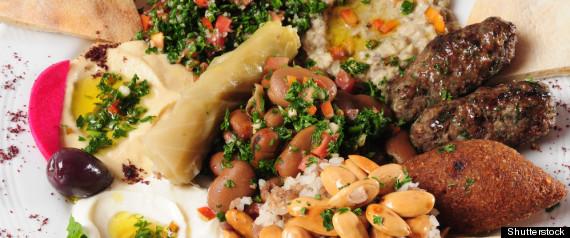 LEBANON FOOD
