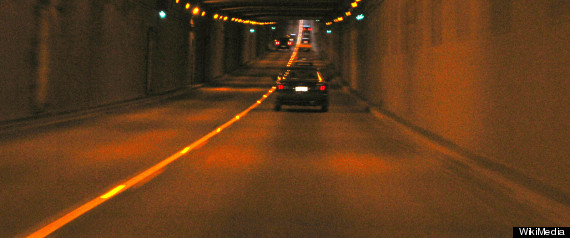 MASSEY TUNNEL