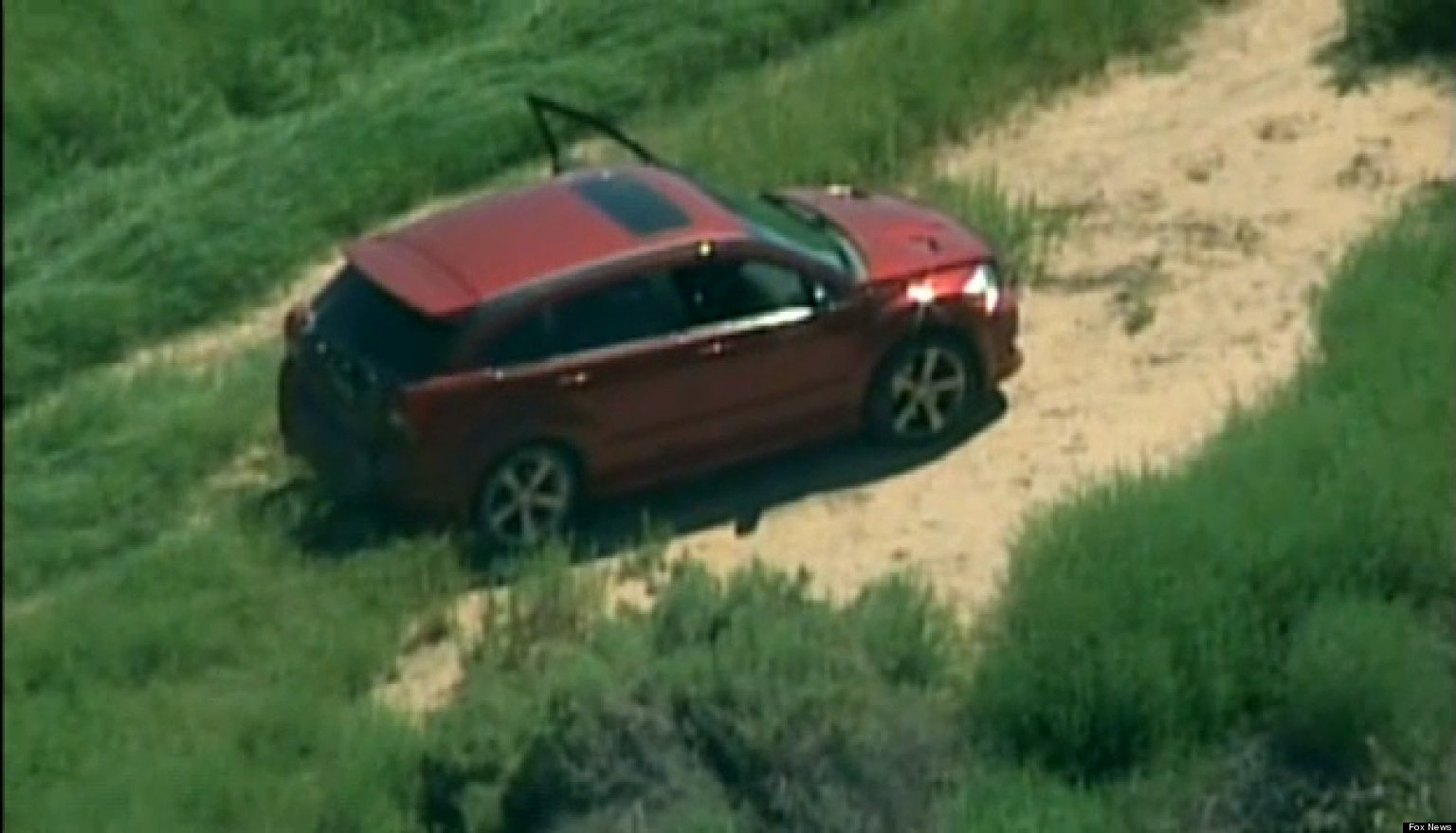Car chase suicide phoenix suspect shoots self in head on for Chaise auto