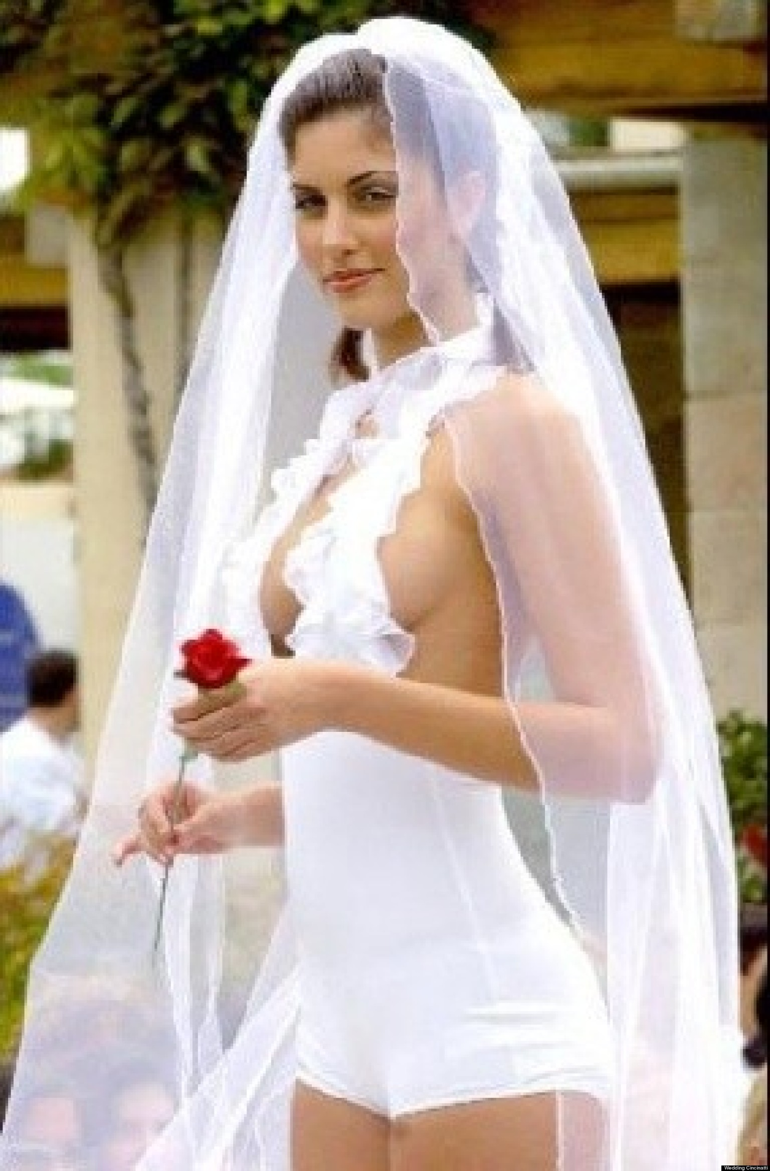 Свадебное платье для секса 7 фотография