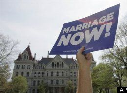 The Top Ten First States That Will Legalize Gay Marriage