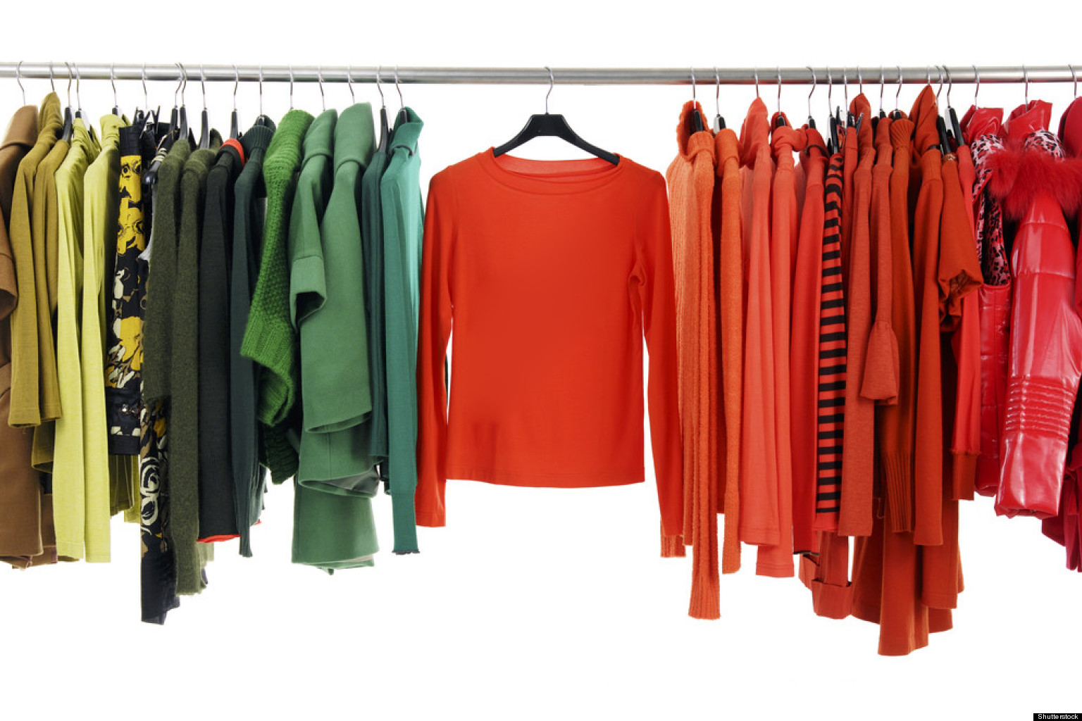 clothes and personality what your favourite colour says about you
