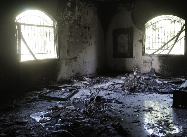 L 39 attaque de benghazi en lien avec al qa da la maison for Attaque a la maison blanche