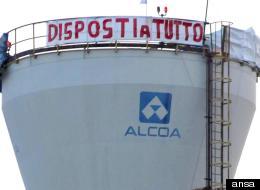 Alcoa, fallita la trattativa con la Glencore