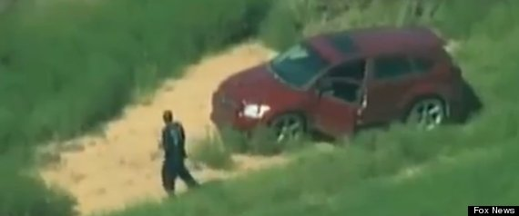Car Chase Suicide