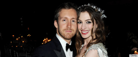 ANNE HATHAWAY WEDDING