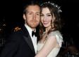 Anne Hathaway Wedding Dress: The Actress Weds In Gauzy Valentino (PHOTO)