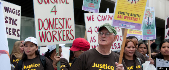 DOMESTIC WORKERS BILL OF RIGHTS VETO