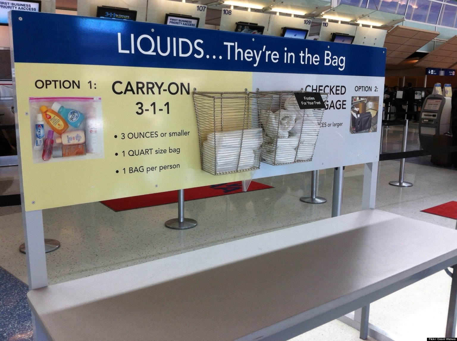 Flying Dry Navigating The Rules Of Carry On Liquids
