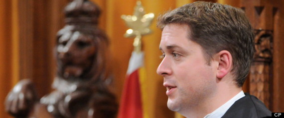 House Of Commons Trash Talking Andrew Scheer