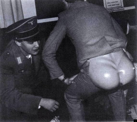 balls nazi