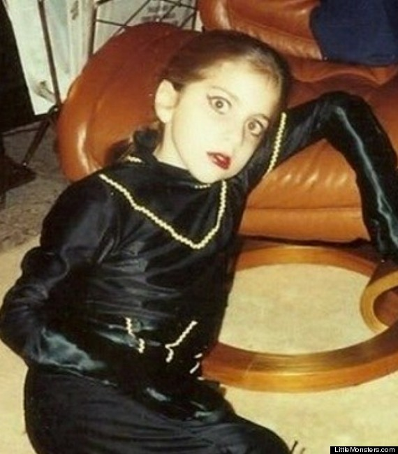 Proof Lady Gaga Has Been Eccentric Since She Was At Least ...