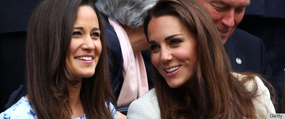 KATE AND PIPPA