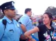 Philadelphia Police Officer Appears To Punch, Arrest Woman After Puerto Rican Day Parade 2012 (VIDEO)