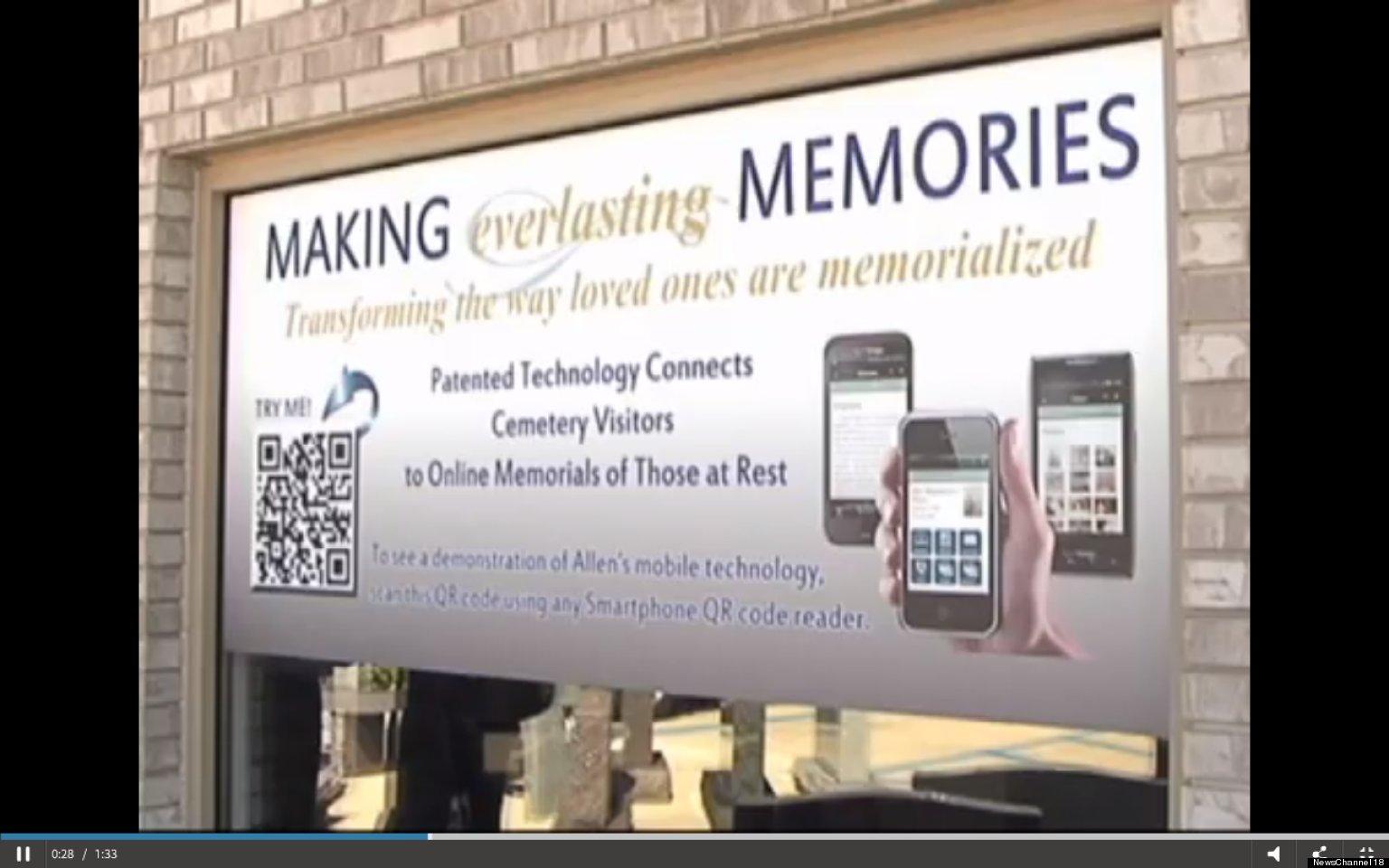 qr Codes Pictures qr Codes For Gravestones Help
