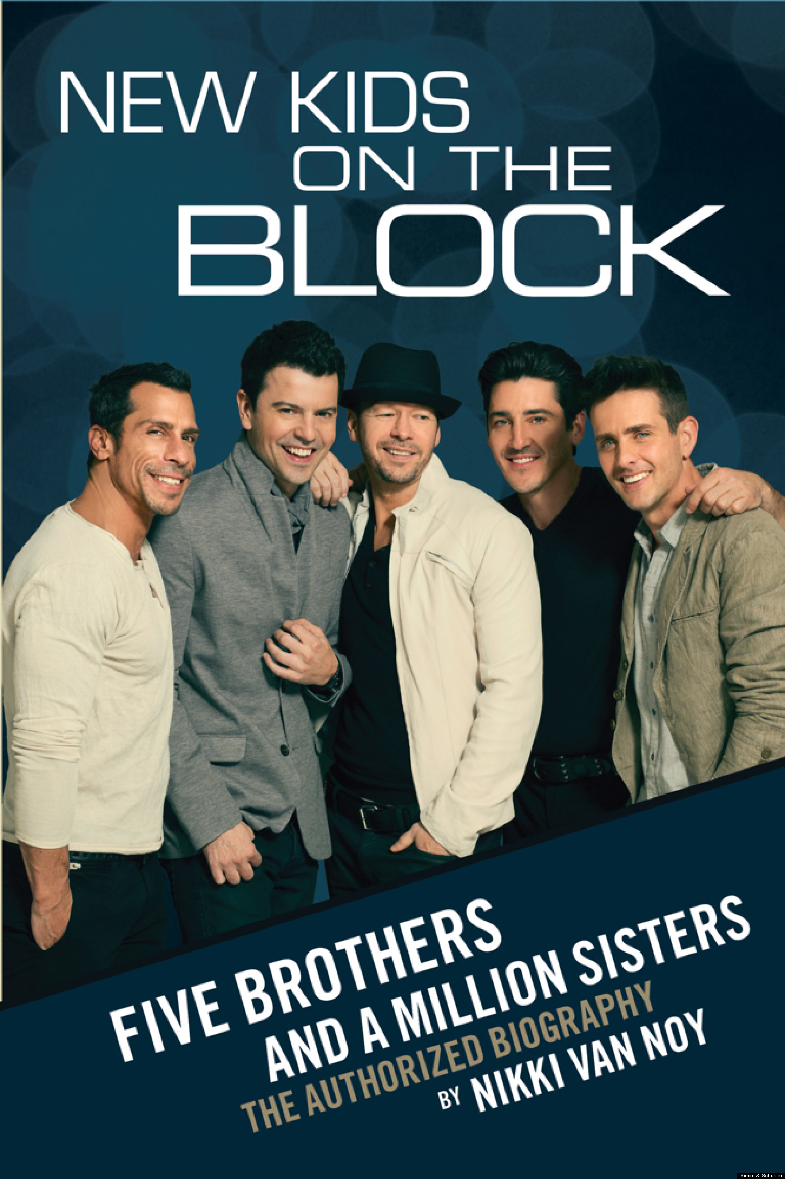 New Kids On The Block Biography Chronicles Boy Band's Rise