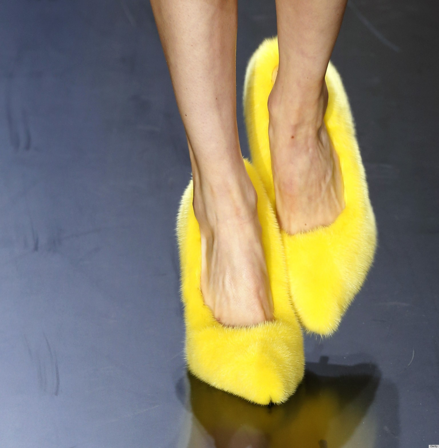 Celine Spring 2013 Shoes Are Really Really Weird Photos