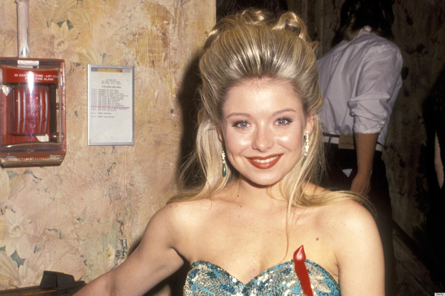 Kelly Ripa Style Evolution: From Hairspray-Loving Soap ...