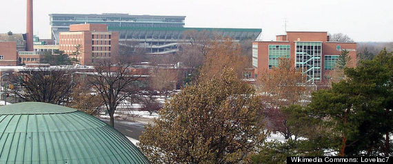 MICHIGAN STATE UNIVERSITY PROF NAKED