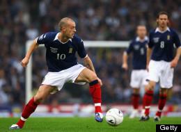 Steven Fletcher And Darren Fletcher Named In Scotland Squad