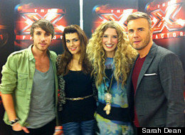 'We've Given Them A Bath,' Says Gary On His Group's 'X Factor' Makeover