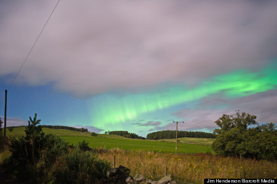 northern lights aberdeen