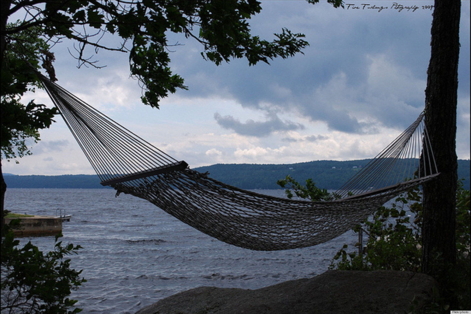 Hammock instead of a bed - The Benefits Of Sleeping In A Hammock Explained By Passionate Reddit User Photos Huffpost