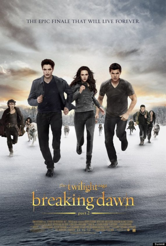 final breaking dawn poster